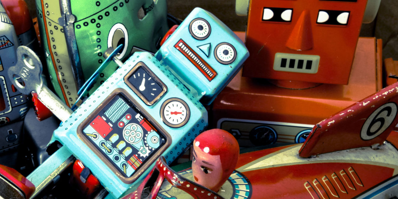 Robo Advisors: Beating Back the Challenge