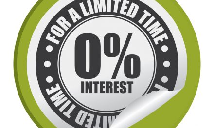 Zero Interest Credit Offers