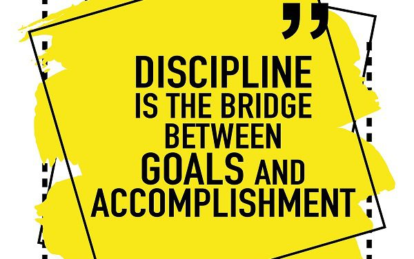 Will Power vs. Discipline