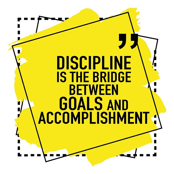 Will Power vs. Discipline