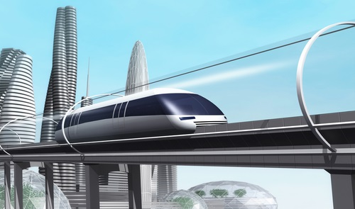 Hyperloop—The Future of