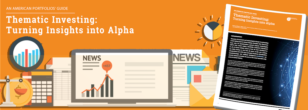Thematic Investing: Turning Insights into Alpha