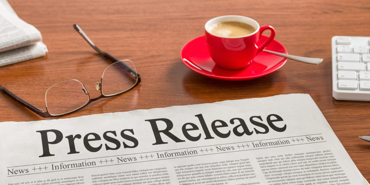 Press Releases: A Marketing Staple
