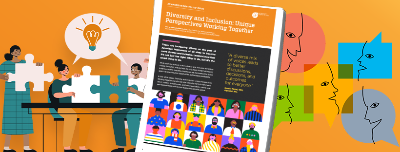 Diversity and Inclusion: Unique Perspectives Working Together