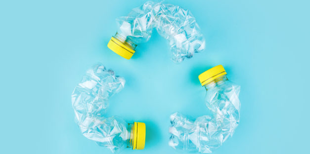 Making Gold with Recycled Plastic